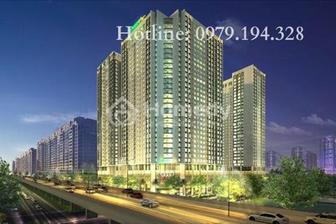 Căn hộ cạnh Dophin Plaza, căn 2 phòng ngủ, 75 m2, giá 1,8 tỷ, full nội thất