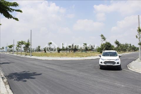 Bán gấp lô đất gần đường Trần Đại Nghĩa, ven sông Cổ Cò,  đối diện sân golf và Cocobay 690 triệu