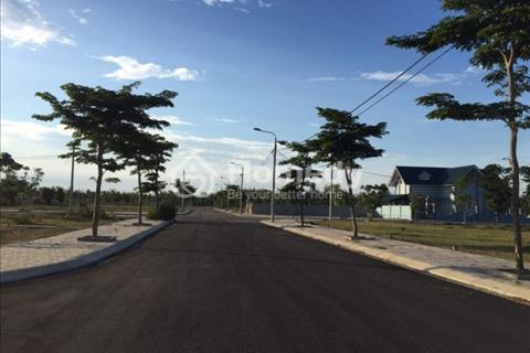 Bán gấp lô đất sát FPT City, ven sông Cổ Cò, đối diện sân golf và Cocobay 690 triệu