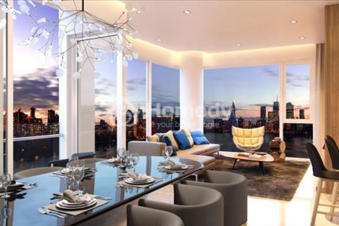 Đảo Kim Cương bán căn hộ 2 phòng ngủ, 90 m2 tầng cao view đẹp giá rẻ