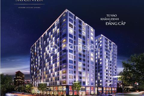 Căn hộ liền kề sân bay Tân Sơn Nhất, giá chỉ 32 triệu/m2, nhận nhà trong năm, thiết kế Singapore