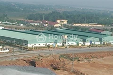 Bán đất khu công nghiệp Thụy Vân, Việt Trì tại Phú Thọ 3.480 m2 có cho thuê