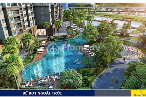 Sắp ra mắt dự án bom tấn cửa ngõ phía tây Hà Nội - mang đậm phong cách Ý Roman Plaza