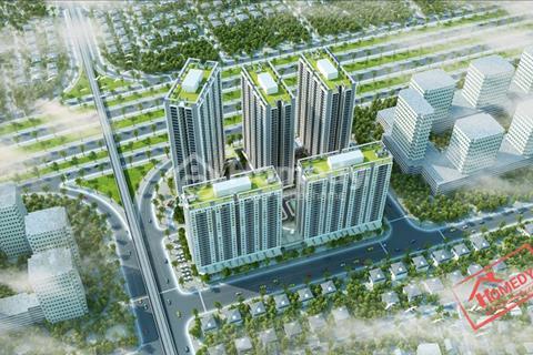 Bán officetel tầng 3 Thăng Long Victory diện tích 70 m2 – 205 m2, giá 14,2 triệu/m2