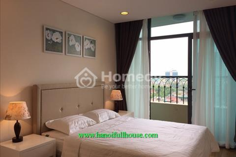 Hoang Thanh Tower - A best place to rent an apartment in central Hanoi, Vietnam
