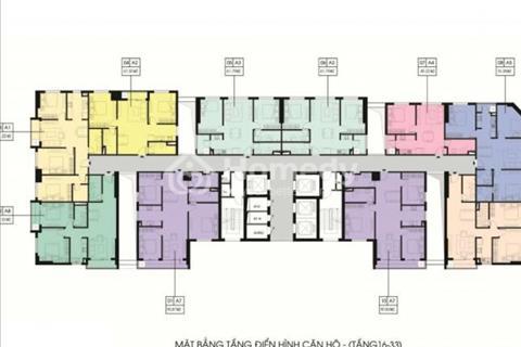 Căn ngoại giaoChung cư Xuân Mai Riverside Mỗ Laochỉ có470 triệu/căn62 m2,không lãi suất