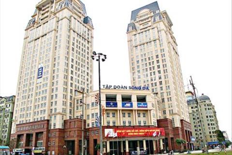 Cho thuê văn phòng HH4 Sudico Sông Đà- Mỹ Đình 100 m2, 200 m2... 1000 m2