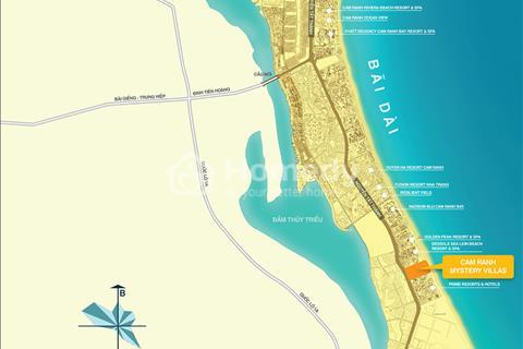 Biệt thự nghỉ dưỡng cao cấp Cam Ranh Mystery Villas - Thiên đường nghỉ dưỡng