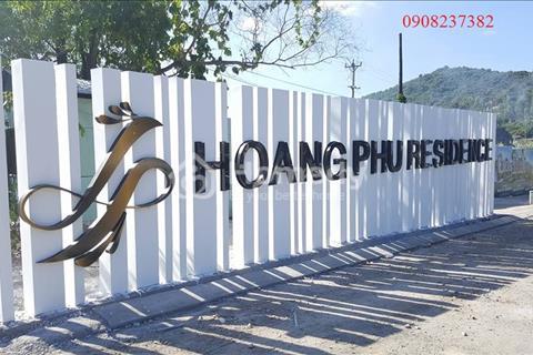 Mở bán đợt 3 khu dân cư Hoàng Phú những lô mặt tiền đường, chỉ từ 12 triệu/ m2