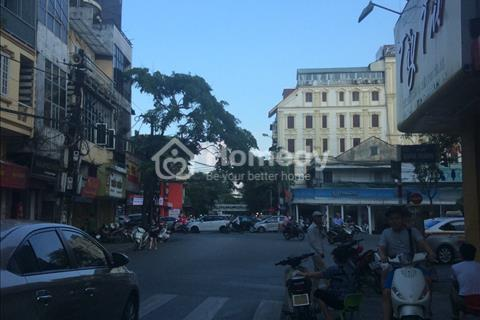 Bán tòa nhà khách sạn 220 m2 x 12 tầng mặt phố Ba Đình, Hà Nội giá 86 tỷ