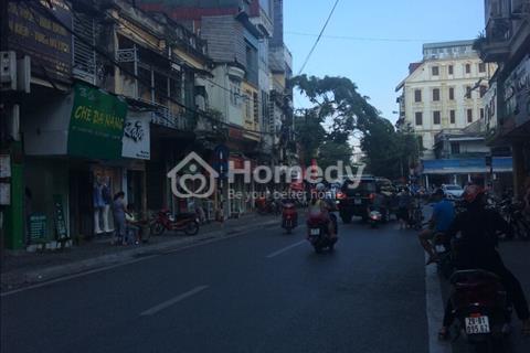 Bán nhà mặt phố cổ Hoàn Kiếm Hà Nội, kinh doanh 90 m2 x 9 tầng giá 34 tỷ