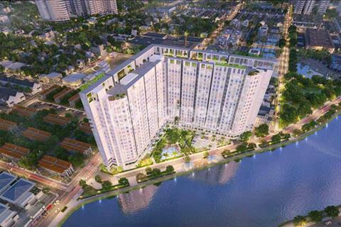 Căn hộ ven sông nơi an cư lý tưởng bậc nhất tại bắc Sài Gòn giá chỉ 699 triệu/căn 65 m2