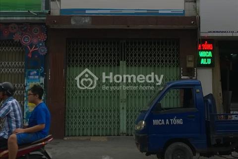 Nhà mặt tiền cho thuê, Lạc Long Quân, Tân Bình, diện tích 4 x 24 m
