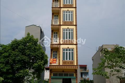Cho thuê nhà 6 tầng mặt sàn 70 m2 để làm văn phòng khu đất đấu giá phường Phú Lương, Hà Đông