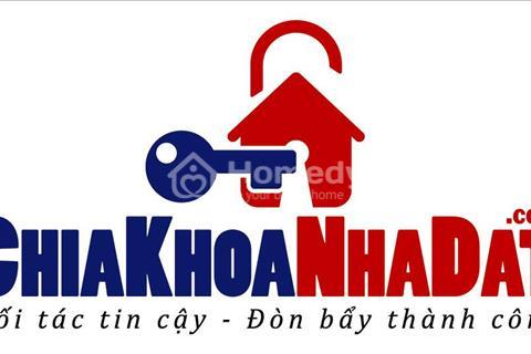 Cho thuê đất 2 mặt tiền Nguyễn Bỉnh Khiêm, Quận 1, diện tích 22,5 x 45 m, đất trống giao ngay