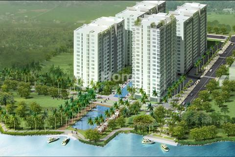 Cho thuê căn hộ 4S Linh Đông diện tích 75m2, 2 phòng ngủ, 2 WC. Giá 6 triệu/tháng