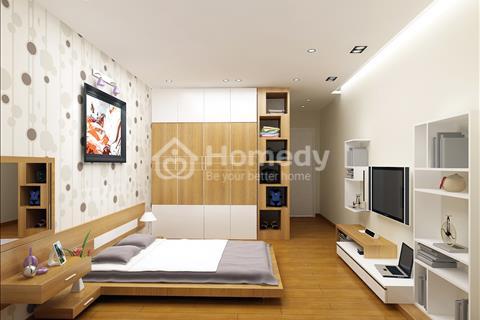 Bán chung cư Quan Hoa - Cầu Giấy chiết khấu 2% giá 650 triệu/căn full nội thất, vị trí đắc địa