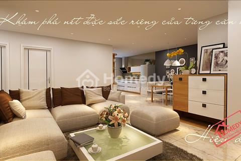 Bán căn hộ đẹp tại C37 Bắc Hà, 120 m2, 3 phòng ngủ, đủ đồ đẹp