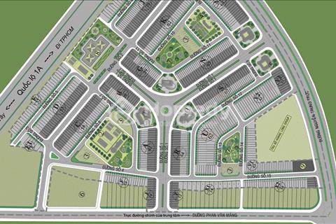 Đất trung tâm 3 khu công nghiệp lớn trung tâm Bến Lức