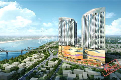 Cho thuê căn hộ tại Mipec Long Biên với 3 phòng ngủ, nội thất đầy đủ, giá 24 triệu/tháng