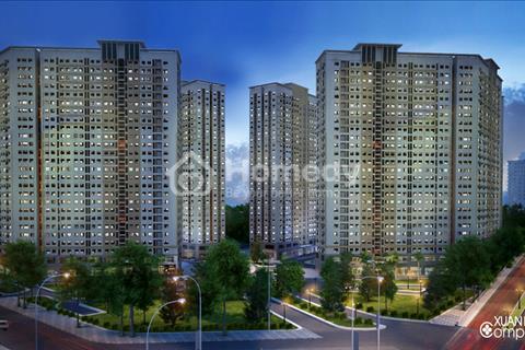 Bảng giá gốc dự án Xuân Mai Complex, chỉ 200 triệu sở hữu căn hộ 2 phòng ngủ, khu đô thị Dương Nội