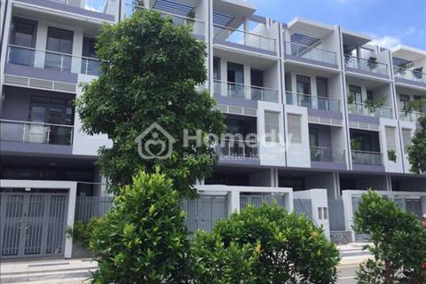 Nhà phố liền kề khu đô thị mới Phú Mỹ Hưng, 5 phòng ngủ, 4 WC, sổ hồng riêng