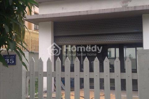 Thông tin cho thuê căn nhà liền kề Lâm Viên - Khu đô thị Đặng Xá, Gia Lâm, diện tích đất 198 m2