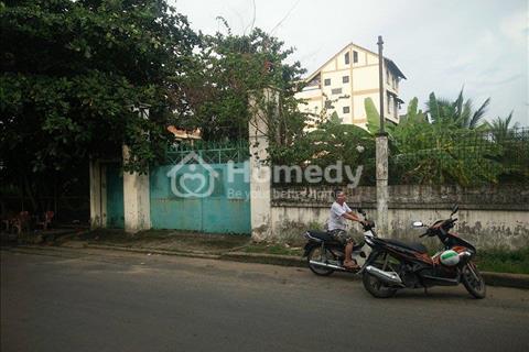 Cho thuê đất mặt tiền Hà Huy Giáp, diện tích 40 x 100, hợp đồng dài hạn