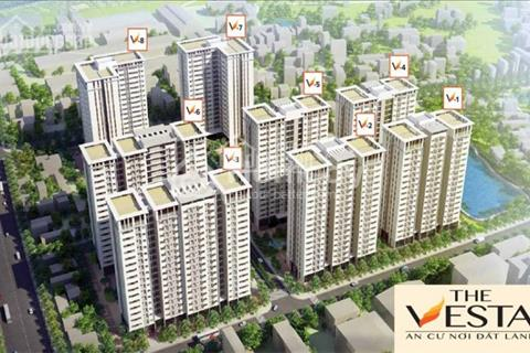 Tặng ngay 100 triệu khi mua căn hộ dự án The Vesta