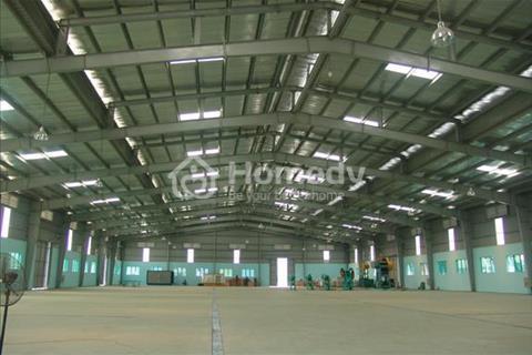 Cho thuê nhà xưởng tại Vĩnh Phúc, khu công nghiệp Bình Xuyên 2.000 m2 đến 8.000 m2