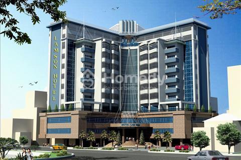 Bán khách sạn 4 sao Lê Văn Lương, 32 phòng, mới xây, 50 tỷ