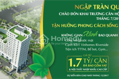 Khai trương nhà mẫu Eco City Việt Hưng - mua ngay nhận ngay ưu đãi khủng