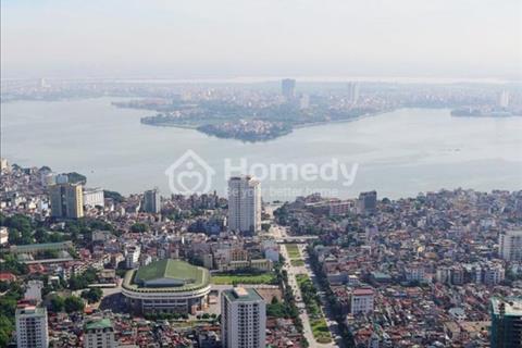 4 phòng ngủ view hồ Tây tầng trung Metropolis Liễu Giai, full nội thất + VAT chỉ 82 triệu/m2
