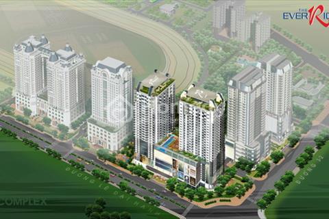 Chính chủ bán căn hộ 147 m2 The EverRich I Tháp 2, Quận 11. Giá 5,5 tỷ
