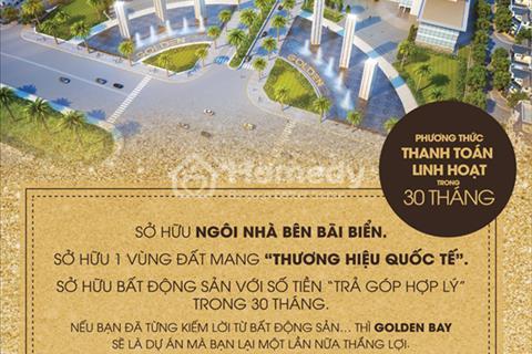 Chính chủ bán nền Golden Bay D16-08 ô 35 cạnh hồ Danh Vọng