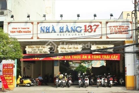 Cho thuê nhà nguyên căn 2 mặt tiền đường Phan Đăng Lưu, Phường 3, Quận Phú Nhuận