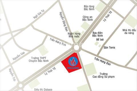 Bán căn hộ chung cư Viglacera tầng 9 đường Lý Thái Tổ - Huyện Bắc Ninh - Bắc Ninh