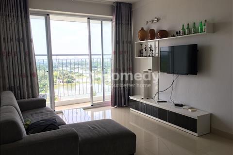 Cần bán căn hộ Hưng Phát 2 phòng ngủ, 85 m2, nhà mới, có ban công, tặng hết nội thất. Giá 1,7 tỷ