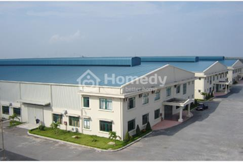 Đất nhà xưởng, kho bãi đường Nguyễn Hữu Thọ, khu công nghiệp cảng biển quốc tế Hiệp Phước