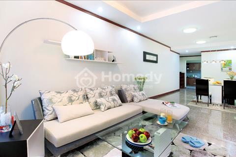 Cho thuê căn hộ Hoàng Anh Thanh Bình 3 phòng ngủ, 2 WC, 113 m2, giá 12 triệu/tháng