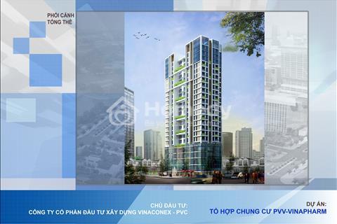 Bán căn góc đẹp chung cư Vinapharm 60B Nguyễn Huy Tưởng