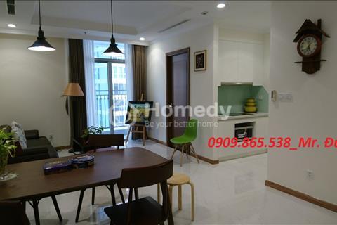 Cho thuê căn hộ Vinhomes Central Park, toa Landmark 1,3pn,2wc, 94,7 m2. Giá tốt 1.200 USD/tháng