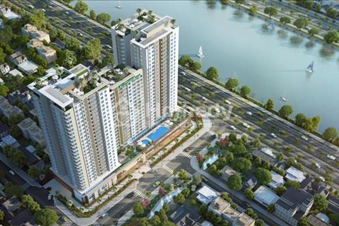 Căn hộ cao cấp mặt tiền địa lộ lớn chỉ 1,9 tỷ/76 m2, chiết khấu 1%, tặng 5 năm phí quản lý