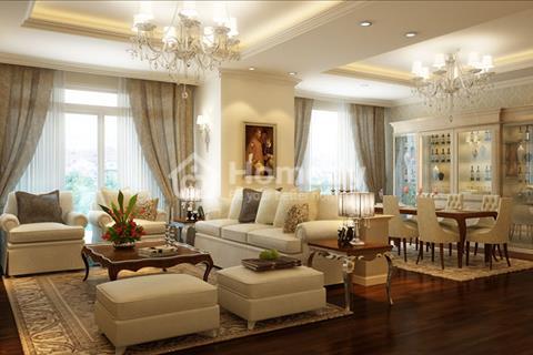 Cần cho thuê căn hộ tầng cao tại Royal City, 155 m2, giá 25 triệu/tháng