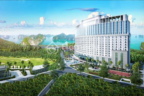 Siêu phẩm Condotel 5 sao và sân golf lớn nhất Hạ Long