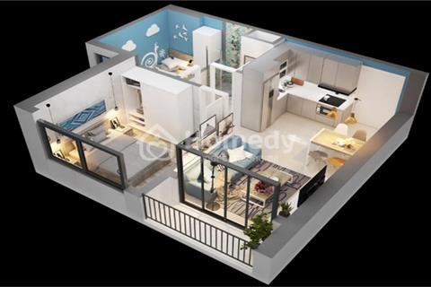 Bán căn hộ officetel 04B tòa G3 Vinhomes Green Bay Mễ Trì, view đẹp