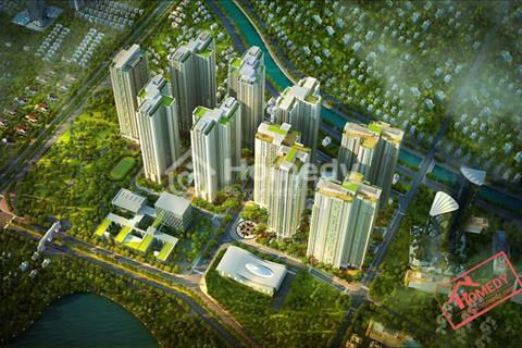 Chính chủ bán chung cư Goldmark City, Tòa Ruby 2, tầng 18 - 10, diện tích 87,27 m2, giá 23 triệu/m2