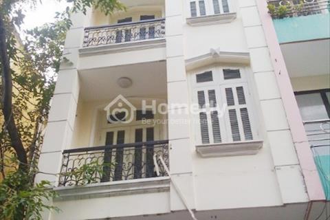 Cho thuê nguyên căn mặt tiền Hồ Xuân Hương, Phường 6, Quận 3