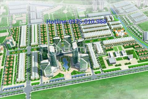 Bán gấp biệt thự liền kề khu đô thị Tân Tây Đô, diện tích 526 m2, mặt tiền 22 m, giá cực rẻ