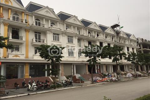 Cho thuê biệt thự liền kề dự án Thành phố Giao Lưu, căn góc 128 m2, 5 tầng, 1 tầng hầm